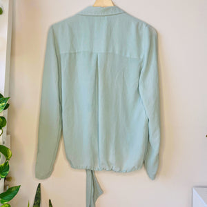 Mint Green Top (XS)