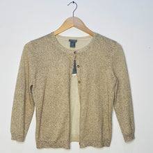 Load image into Gallery viewer, Gold Cardigan (M)