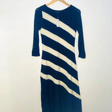 Load image into Gallery viewer, Long Striped Dress (M)