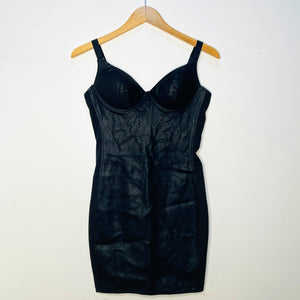 Leather Corset Dress (S)