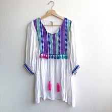 Load image into Gallery viewer, Mini Dress Tunic Boho Chic