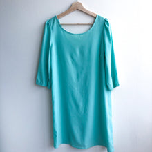 Load image into Gallery viewer, Mint Green Shift Dress