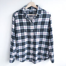Load image into Gallery viewer, Flannel Plaid Long Sleeve Shirt