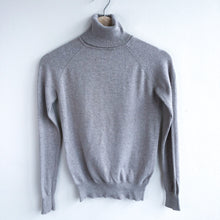 Load image into Gallery viewer, Beige Turleneck Sweater