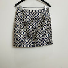 Load image into Gallery viewer, J. Crew Geometric Printed Mini Skirt