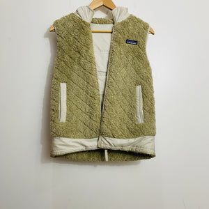Patagonia Hooded Reversible Vest