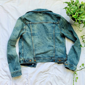 Soft Wear Denim Icon Jacket
