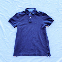 Load image into Gallery viewer, Navy Blue Tommy Hilfiger Polo Shirt