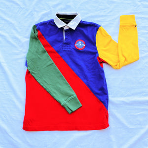 Tommy Hilfiger Colorblock Longsleeve Sailing Shirt