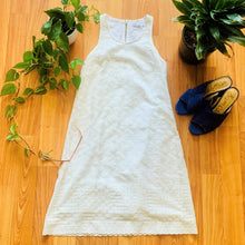 Load image into Gallery viewer, White Sleeveless Dress