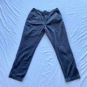 Charcoal Gray Stretch Pants