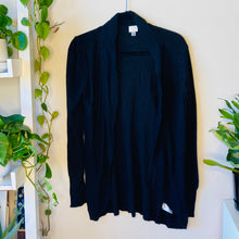 Load image into Gallery viewer, Black Cardigan (L)