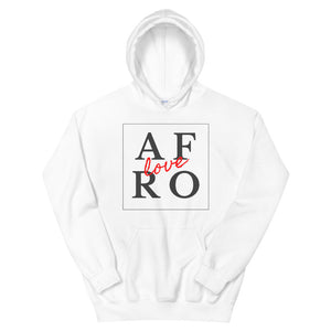 Open image in slideshow, Afro Love Hoodie