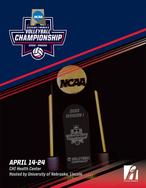 2020 NCAA Division I Women's Volleyball Championship Program