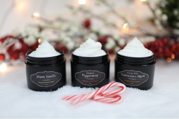 Whipped Body Butters from Love by Sarah Walton