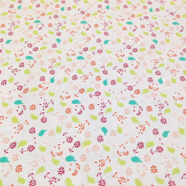 1 Yard Fabric Bridgette Lane Posies by Valori Wells