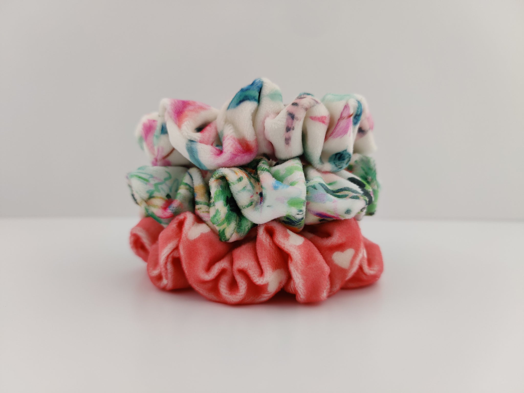 Scrunchies Subscription - 3 months - June, August, October 2021