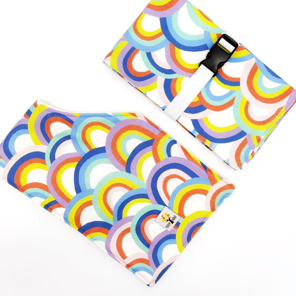 Burp Cloth - Rainbow