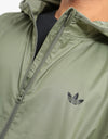 Adidas Light Windbreaker - Legacy Green/Black