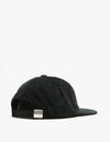 HUF 1993 Logo 6 Panel Cap - Black