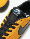 Nike SB Blazer Low GT Skate Shoes - University Gold/Black-University Gold