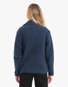 Patagonia Womens Retro Pile Jacket - New Navy