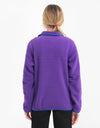 Patagonia Womens Lightweight Synchilla® Snap-T® Pullover - Purple
