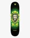 Powell Peralta Agah Lion II Flight 242 Skateboard Deck - 8