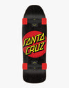 Santa Cruz Classic Dot 80' Cruiser Skateboard - 9.35