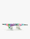 Krux DLK Hollow 8.25 Standard Skateboard Trucks (Pair)