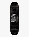 Zero Summers Sorrow Grips Skateboard Deck - 8