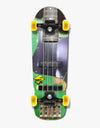 Element x Bad Brains Green Monster Cruiser Skateboard - 9.5