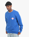 Route One Energy Sweatshirt - Royal Blue