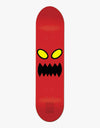 Toy Machine Monster Face Skateboard Deck - 8.5