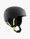 Anon Raider 3 Snowboard Helmet - Black Pop