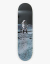 Route One Astronaut 'OG Shape' Skateboard Deck - 7.75