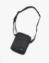 Route One Flight Cross Body Bag - Black