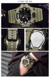 Casio G-Shock Military Solar Watch - Virtual Contact