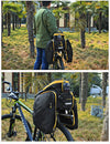 Coolchange Foldable backpack for MTB model 14032 - Virtual Contact