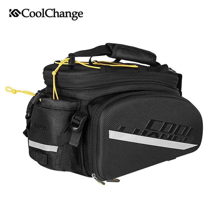 Coolchange Mochila plegable para MTB modelo 14032 - Virtual Contact
