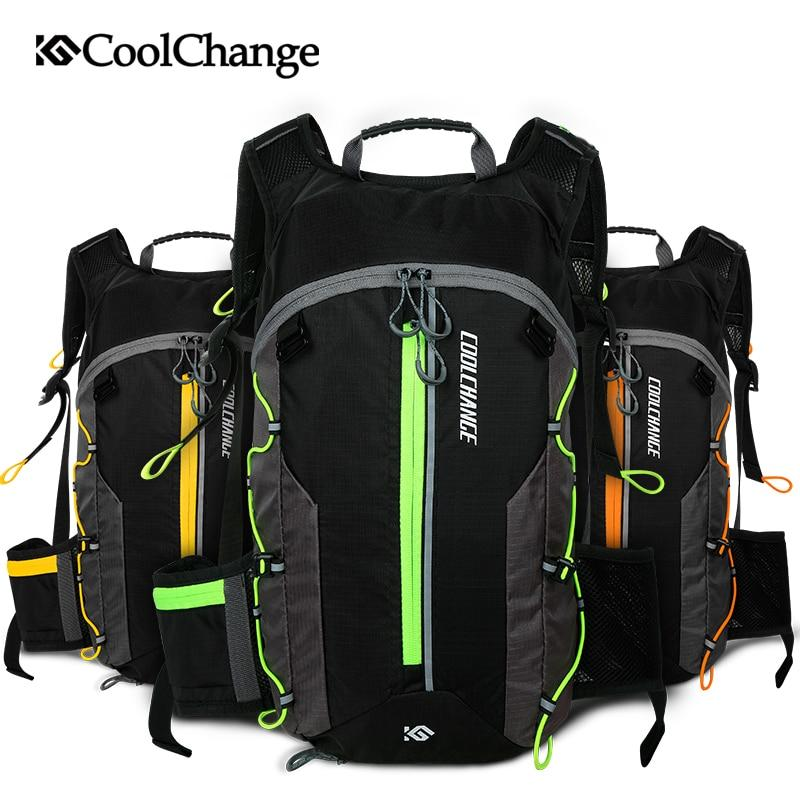 Mochila de bicicleta CoolChange - Virtual Contact