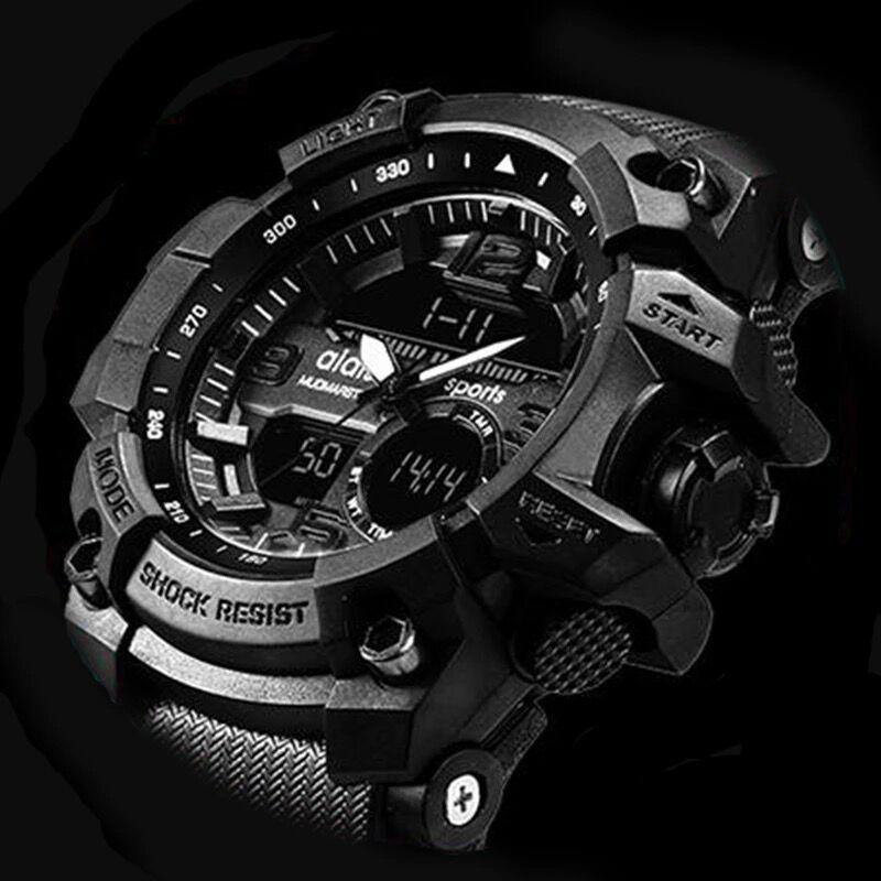Reloj deportivo-militar Addies modelo 1605 - Virtual Contact