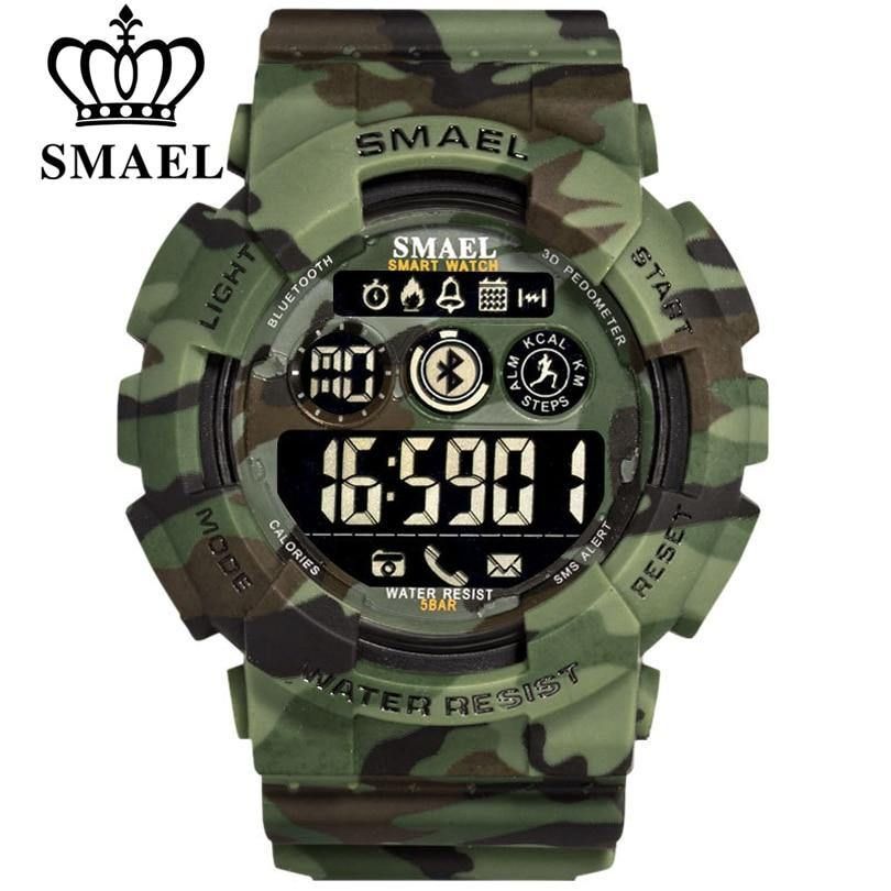 Reloj inteligente militar SMAEL modelo SL-8013 - Virtual Contact