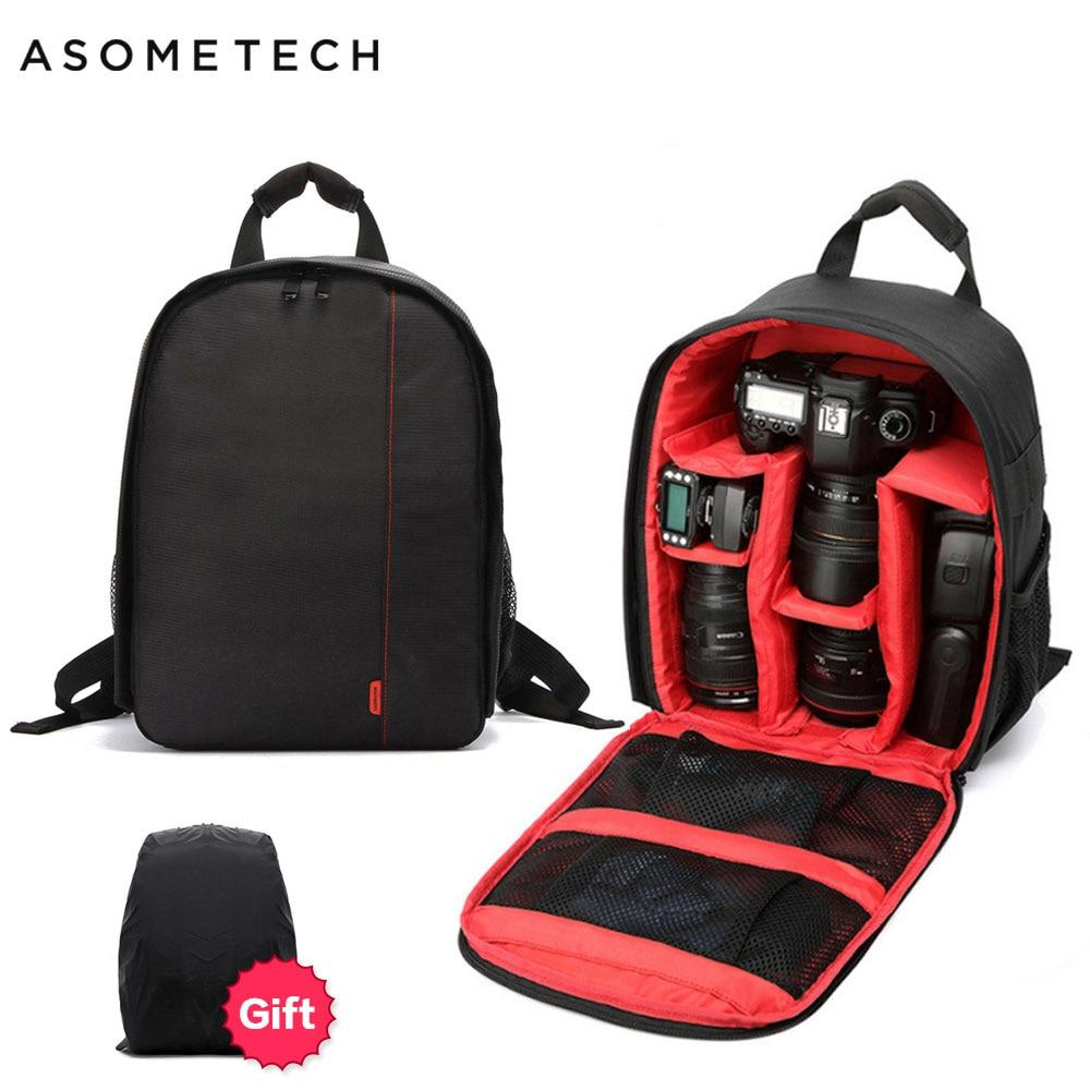 Mochila impermeable para cámara DSLR - Virtual Contact