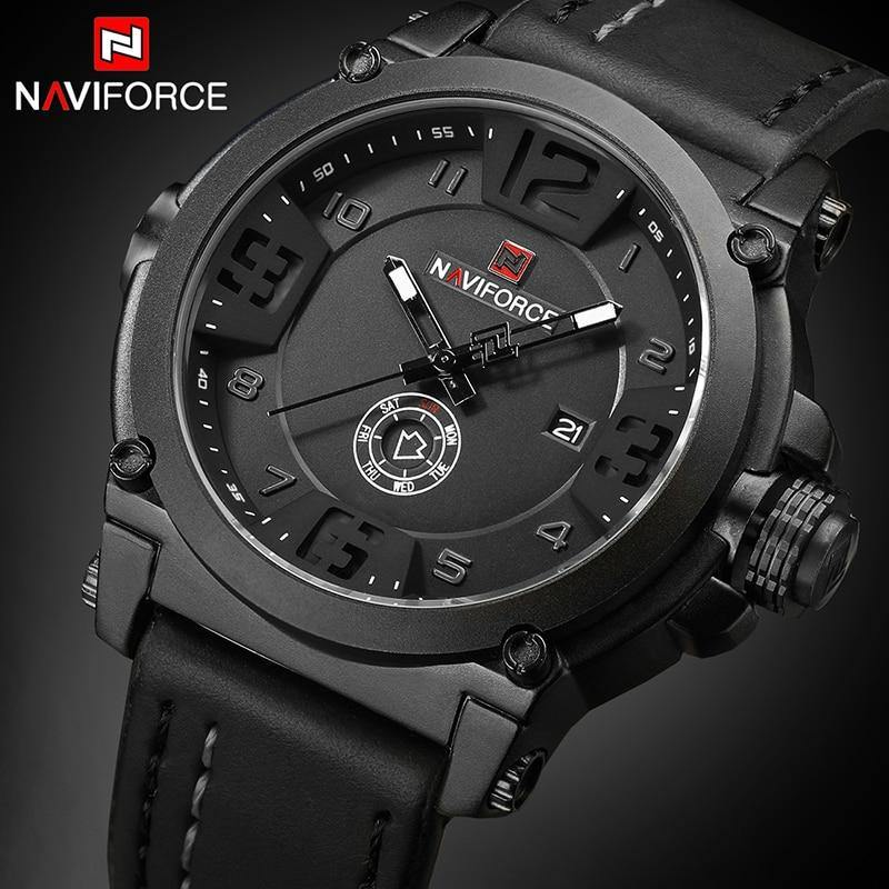 Reloj Casual y Deportivo NAVIFORCE modelo NF9099BWB - Virtual Contact
