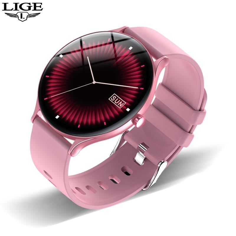 Reloj inteligente LIGE para mujer modelo BW0157 - Virtual Contact