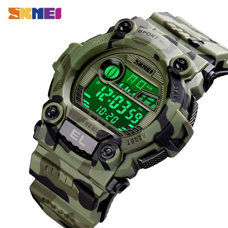 Reloj militar SKMEI modelos 1633 y 1635 - Virtual Contact