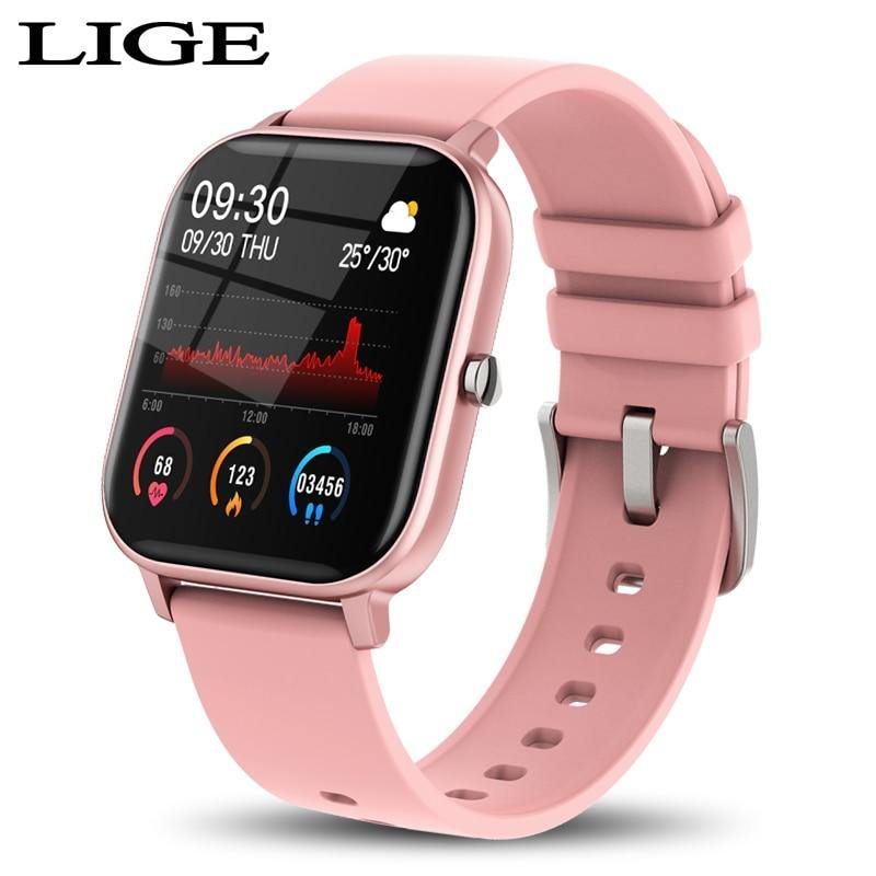 Smartwatch LIGE P8 - Virtual Contact