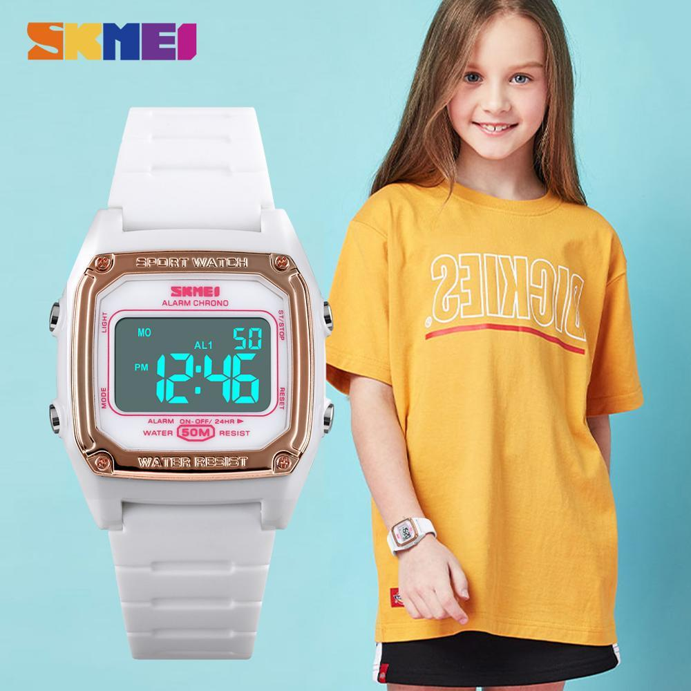 Reloj digital infantil SKMEI modelo 1614 - Virtual Contact