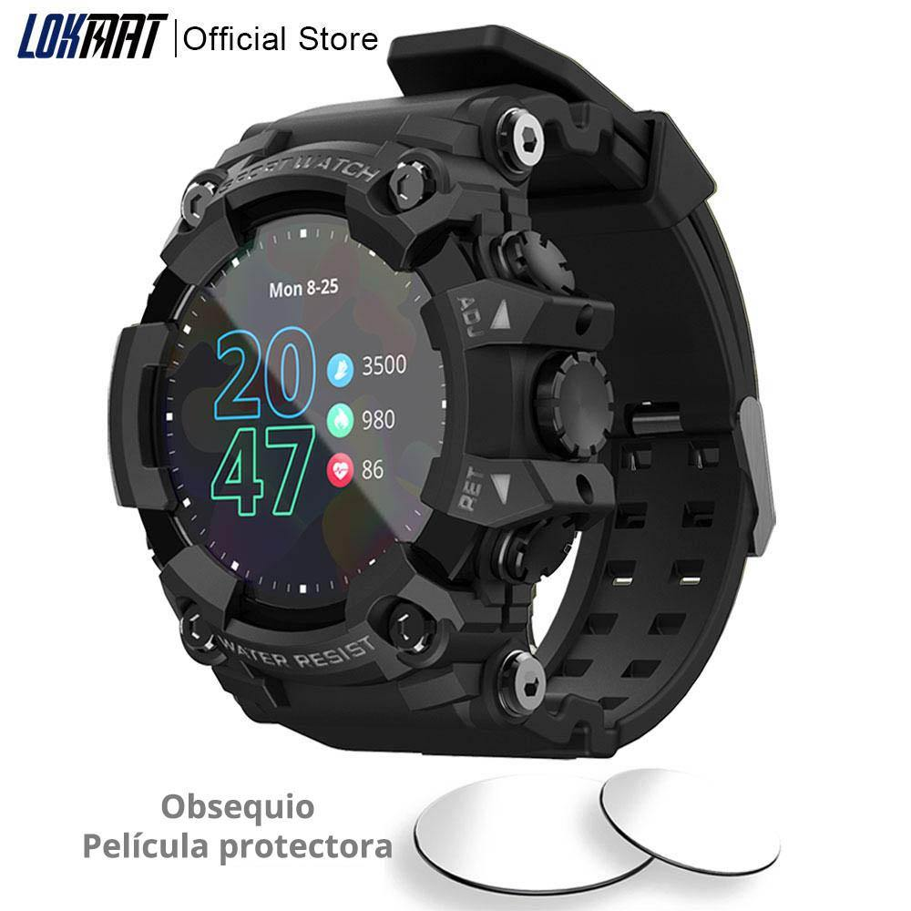 Smartwatch touch LOKMAT modelo ATTACK - Virtual Contact